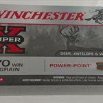 Winchester 150gr 270win Power-Point Ammo 20 round box for sale on GunCycle